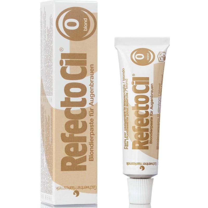 Refectocil tinte pestañas nº0 rubio 15 ml