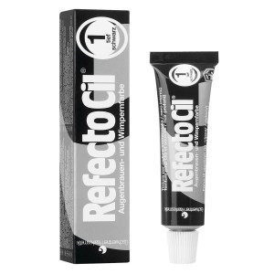 Refectocil tinte pestañas nº1 negro intenso 15 ml