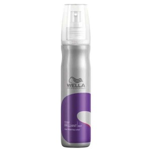 Wella wet stay brilliant - locion protectora del color 150ml