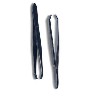 Pinza depilar negra Solingen Disprof