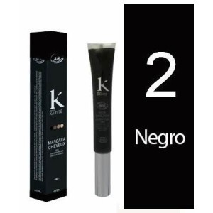 K pour Karite cubrecanas N2 negro 15g