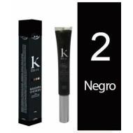 Cubrecanas K pour Karite N2 negro 15gr