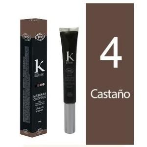 K pour Karite cubrecanas N4 castaño medio 15g