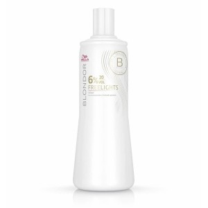 Oxidante Freelights Wella Blondor 6% 20Vol 1000ml