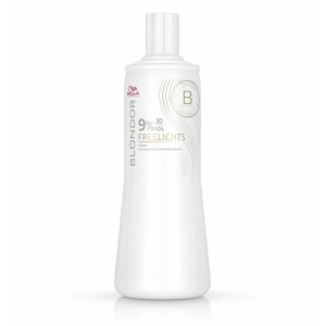 Oxidante Freelights Blondor 9% 30Vol Wella 1000ml