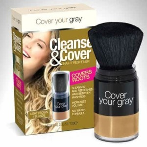 Champú Cover Your Gray en Seco Rubio 12gr