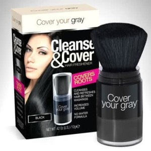 Champú Cover Your Gray en Seco Negro 12gr