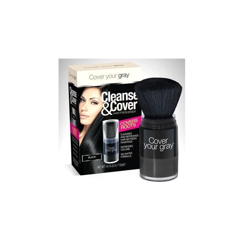 Imagen de Champú Cover Your Gray en Seco Negro 12gr