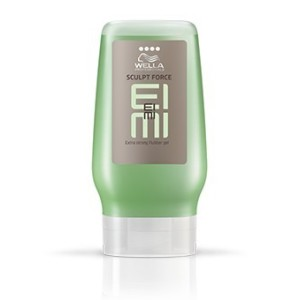 Gel Extra Fuerte Wella Eimi Texture Sculpt Force 125ml
