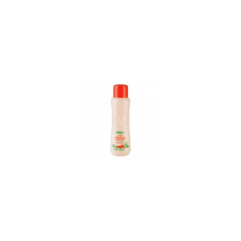 Imagen de Leche Hidratante Bronceadora Aceite de Zanahoria SPF 50  500ml