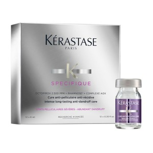 Kerastase Specifique Cure Anti-Pelliculaire Anti-Recidive 12x6ml