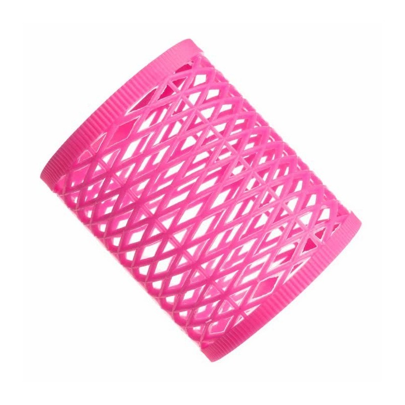 Imagen de Rulo rosa translucido nº8 Bolsa 12 uds