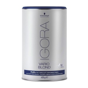 Decoloración Igora Vario Blond Plus 450ml