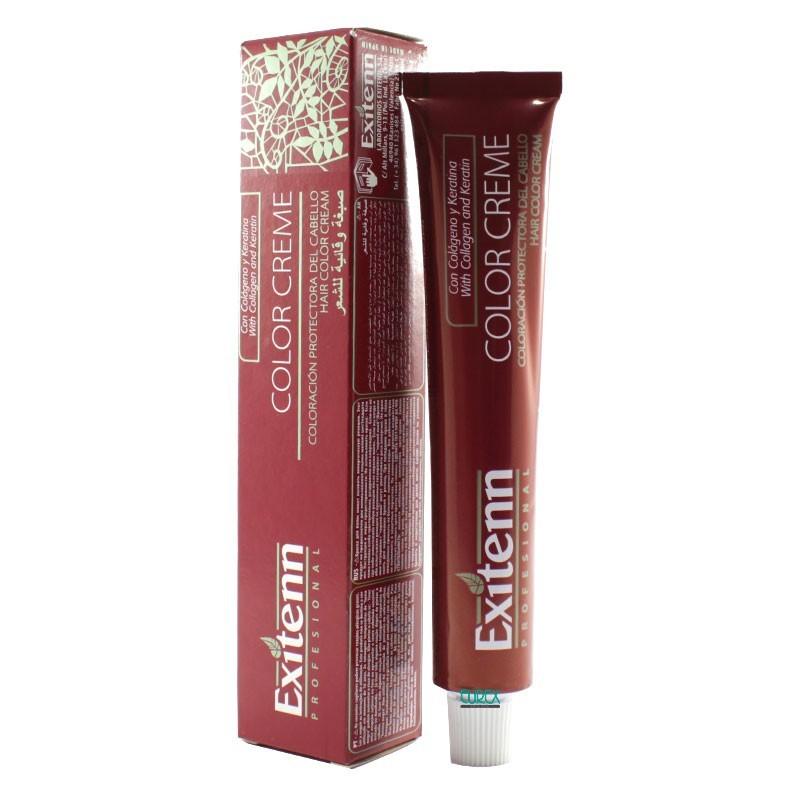 Imagen de Tintes Exitenn color creme chocolates a marrón 60ml