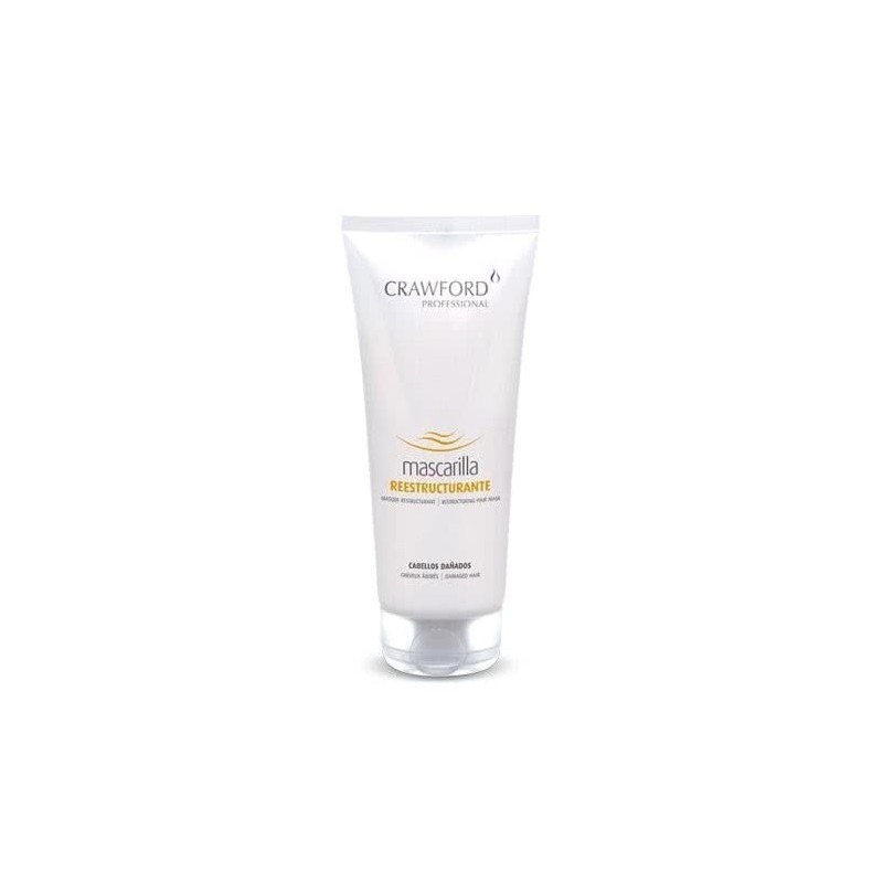 Crawford mascarilla reestructurante capilar 200ml