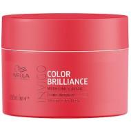 Mascarilla Color Brilliance Color Finos/Normales Wella 500ml