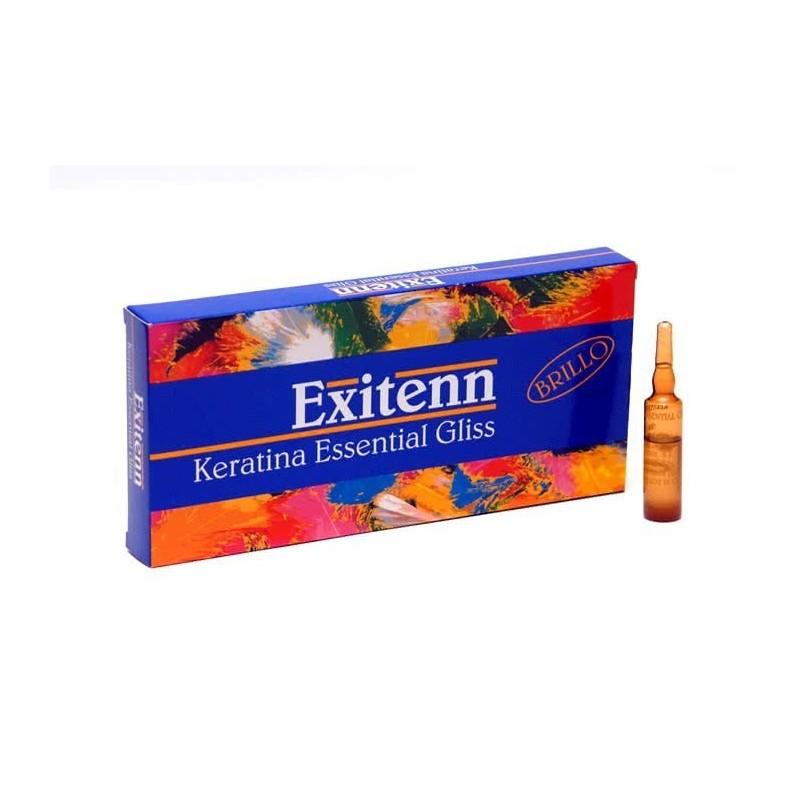 Imagen de Acondicionador Exitenn keratina Essential Gliss 10x7ml