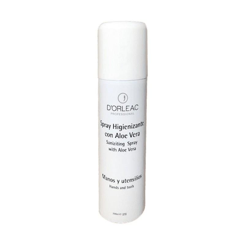 Imagen de Higienizante en spray D´orleac 200ml