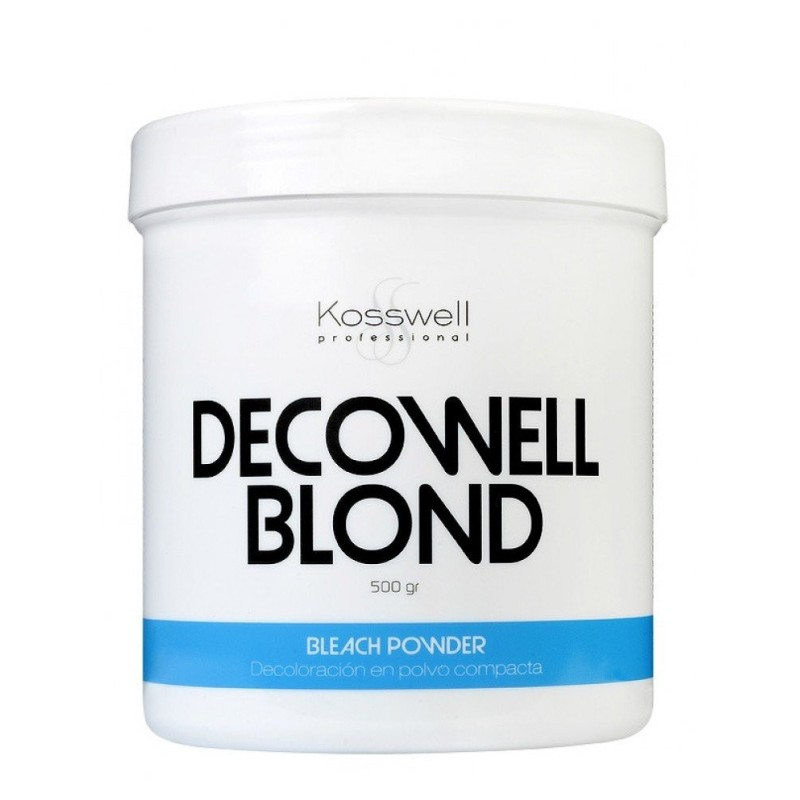 Imagen de Decoloración Kosswell Decowell 500gr