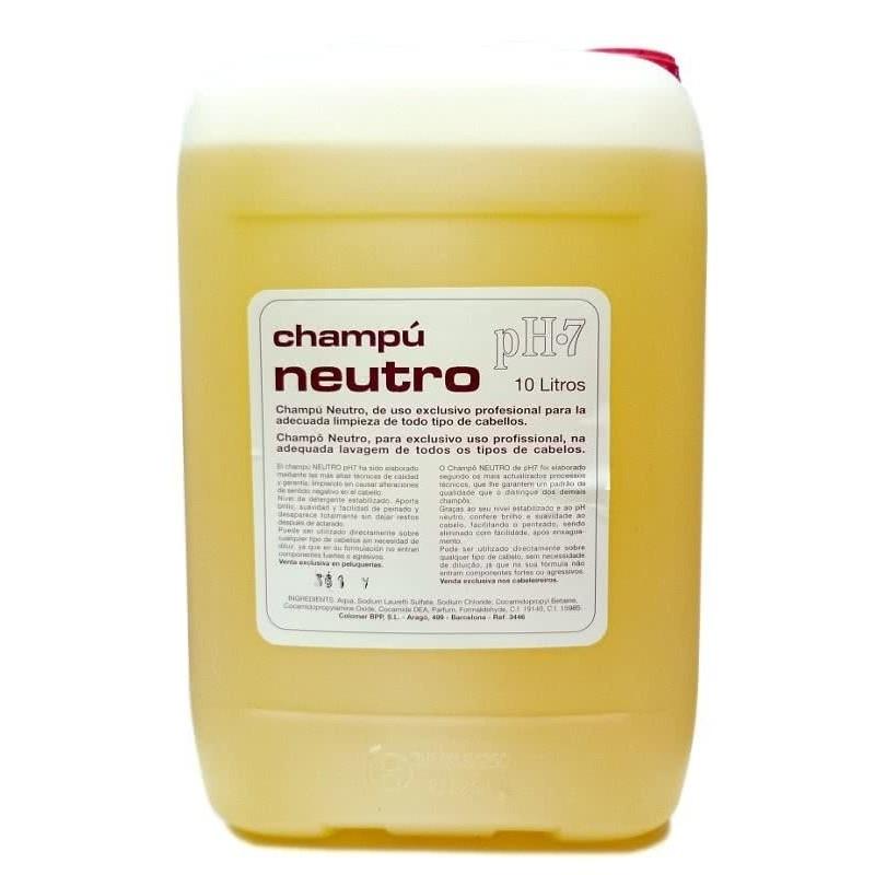 Revlon champu ph 7 (garrafa 10 l.)