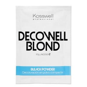 Decoloración Kosswell Decowell 30gr