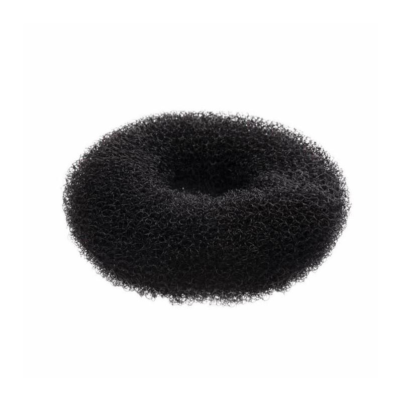 Imagen de Relleno moño circular negro