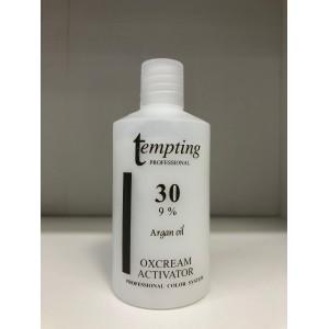 Oxidante en Crema Tempting 9% 30vol 120ml