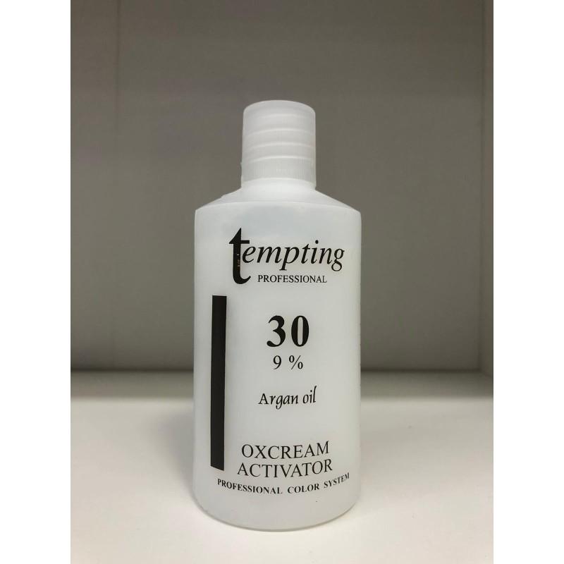 Imagen de Oxidante en Crema Tempting 9% 30vol Periche 120ml