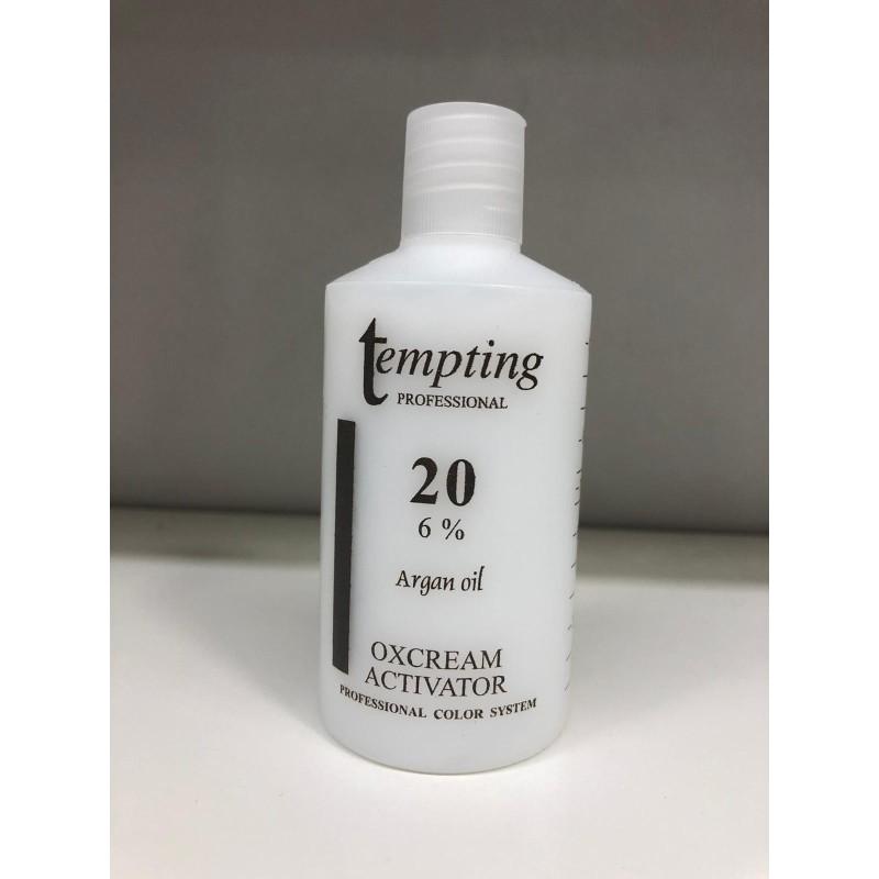 Imagen de Oxidante en Crema Tempting 6% 20v Periche 120ml