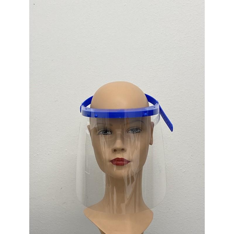 Imagen de Pantalla Protectora Facial Azul AGV