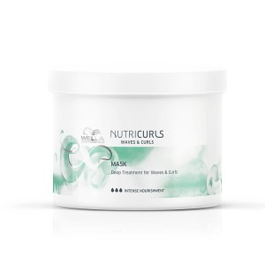 Mascarilla Nutrición Intensiva Nutricurls Invigo Wella 150ml