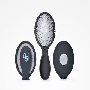 Cepillo Plegable Wet Brush-Pro Pop Fold Grey