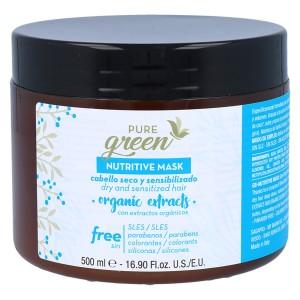 Mascarilla Nutritive Pure Green 500ml