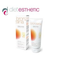 Crema Facial Bronzana Protectora SPF 50 Diet Esthetic 75ml