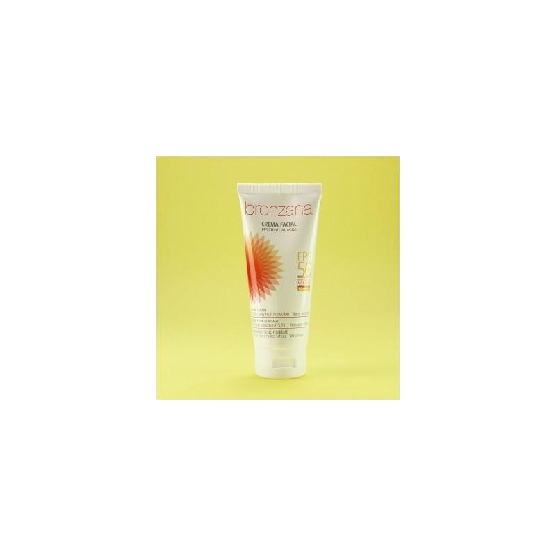 Imagen de Crema Facial Bronzana Protectora SPF 50 Diet Esthetic 75ml