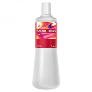 Emulsión Color Touch Wella 1/9% 1000ml