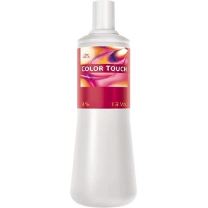 Emulsión Color Touch Wella Intensiva 4% 1000ml