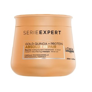 Mascarilla Absolut Repair Gold Quinoa Expert Loreal 250ml