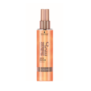 Acondicionador Spray Blondme Shine Elixir Brillo 150ml