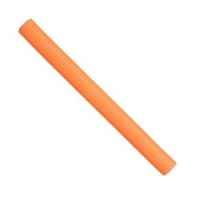 Papillots Cortos Naranjas 17,5x1,6 Eurostil 12ud