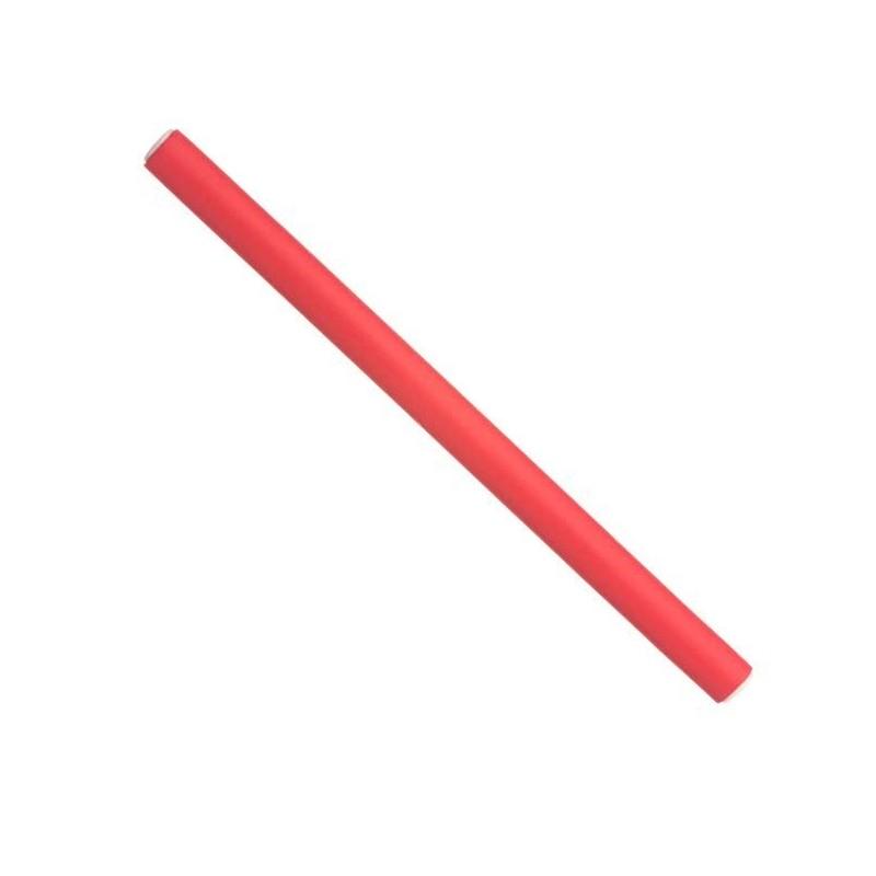 Imagen de Papillots cortos rojos 17,5x1,2 Bolsa 12uds
