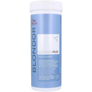 Multi Blonde Plex Blondor Wella 400gr