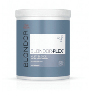 Blondor Plex Multi Blonde Decoloración Wella 800gr
