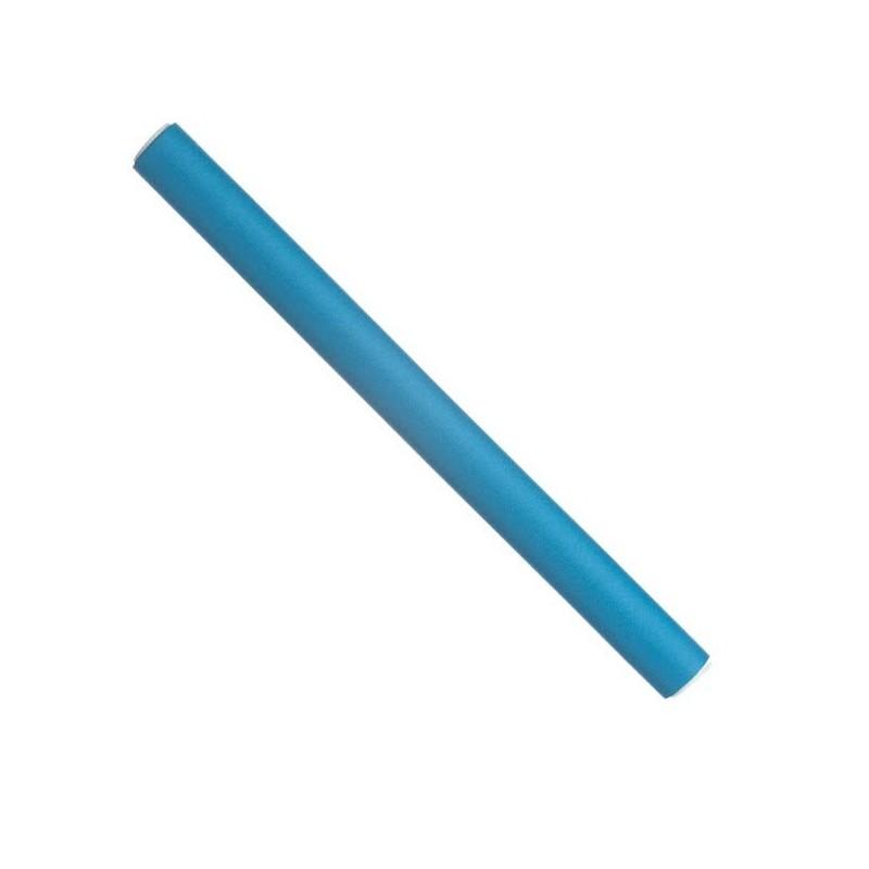 Imagen de Papillots Cortos Azules 17,5x1,4 Eurostil 12ud