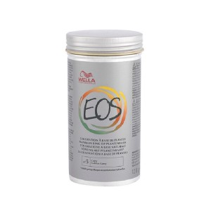 Coloración Vegetal EOS Nº5 Curry Wella 120gr