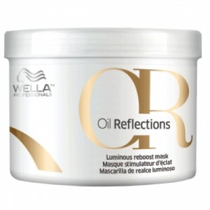 Mascarilla Oil Reflections Invigo Wella 500ml
