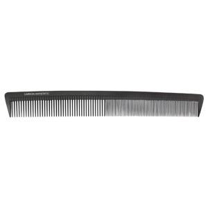 Peine carbono barbero antiestático