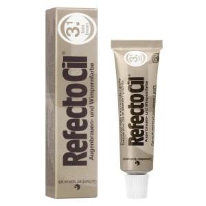 Refectocil tinte pestañas nº3.1 marron claro 15 ml