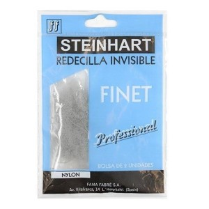 Red Invisible Finet Nylon Castaño Claro Steinhart 2ud