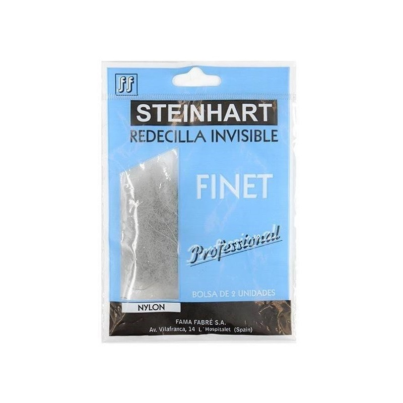 Imagen de Red Invisible Finet Nylon Rubio Steinhart 2ud